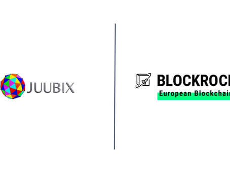 JUUBIX accelerates blockchain as BLOCKROCKET member