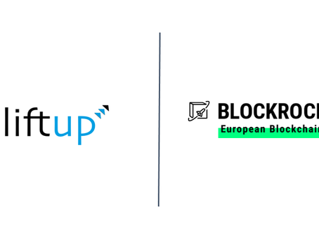 Liftup accelerates blockchain as BLOCKROCKET member