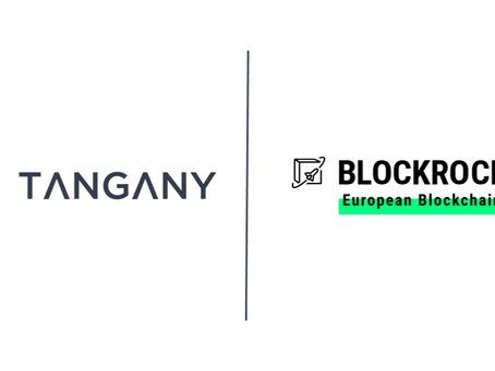 Tangany accelerates blockchain as BLOCKROCKET member