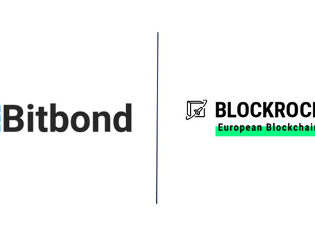 Bitbond accelerates blockchain as BLOCKROCKET member