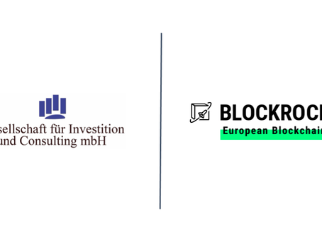 GIC mbH accelerates blockchain as BLOCKROCKET member