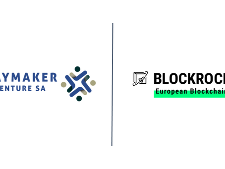 Waymaker Venture SA accelerates blockchain as BLOCKROCKET member