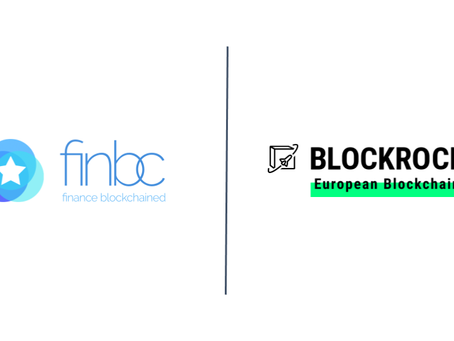 finbc accelerates blockchain as BLOCKROCKET member