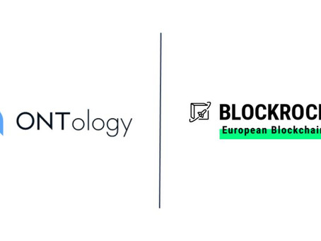 Ontology accelerates blockchain as BLOCKROCKET member