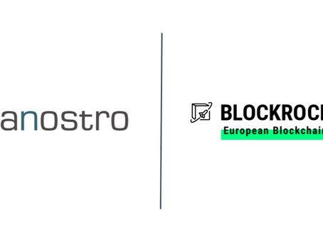 Sanostro accelerates blockchain as BLOCKROCKET member