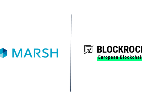 Marsh Germany accelerates blockchain as BLOCKROCKET member