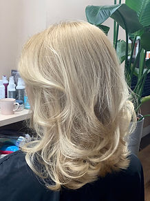 Organic Colour Systems, zomers blond