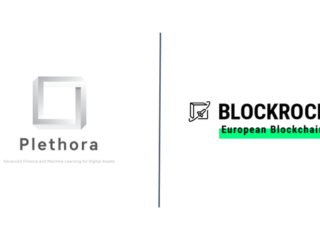 Plethora accelerates blockchain as BLOCKROCKET member
