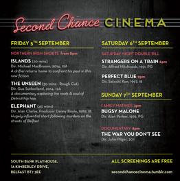 Southbank Playhouse Pop-Up Cinema No. 2