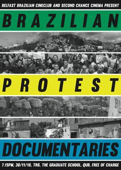 Brazilian Protest Documentaries