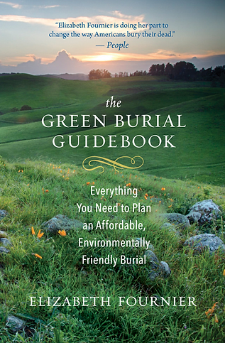the Green Burial Guidebook cover