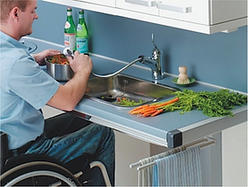 MODULAR HOUSE SOLUTIONS FOR MOBILITY IMPAIRED PATIENTS
