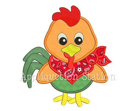 Bandana Baby Rooster