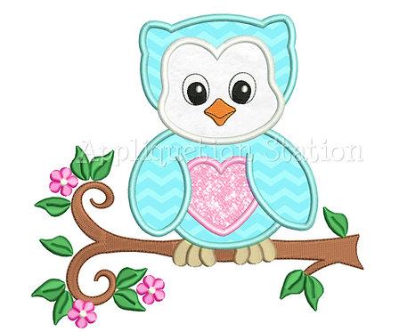 Zoo Baby Owl