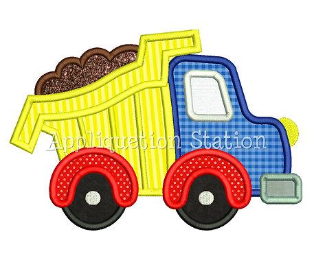 Full Dump Truck