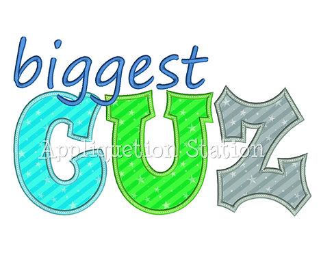 Biggest Cuz