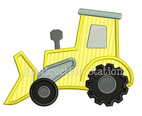 Tractor Bulldozer