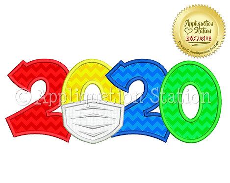 2020 Covid Mask
