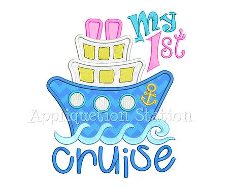 Baby's My 1st Cruise Ship