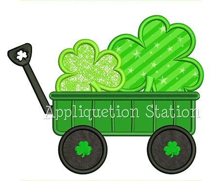 Wagon of Clover