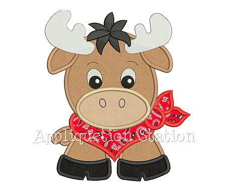 Bandana Baby Moose