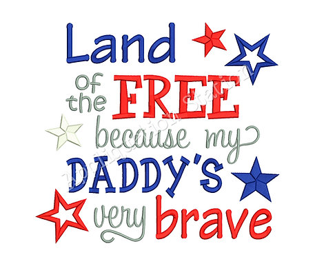 Land of the Free Daddy