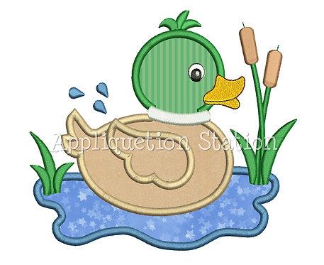Rubber Ducky Mallard