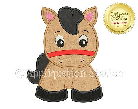 Barnyard Baby Horse