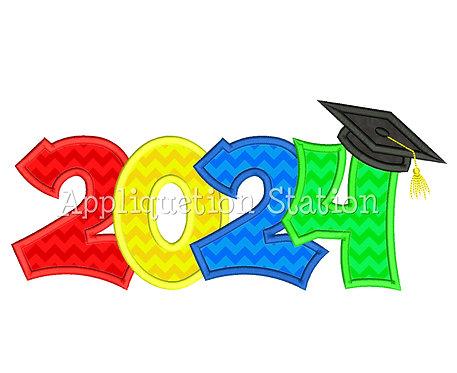 2024 Graduation Cap