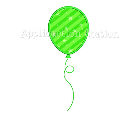 1 Birthday Balloons