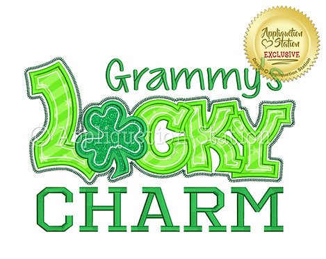 Grammy's Lucky Charm