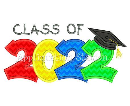 Class of 2022 Graduation Cap