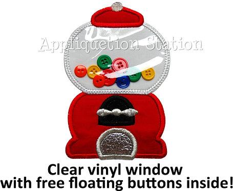 Gumball Machine with Vinyl