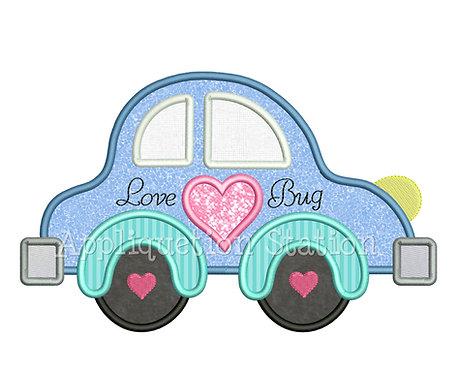 Love Bug Car