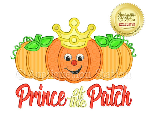 Pumpkin Prince of the Patch