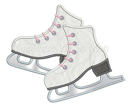 Ice Skates Pair