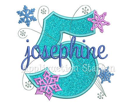 Snowflake Number 5