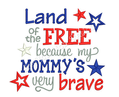 Land of the Free Mommy