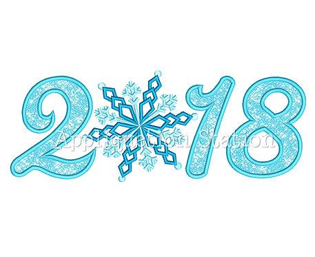 2018 Snowflake