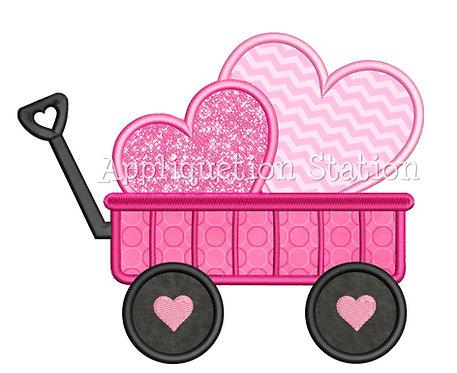 Wagon full of Hearts