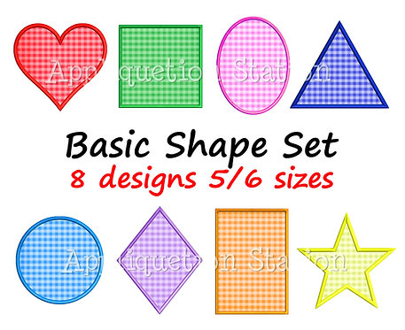 Basic Shape Set