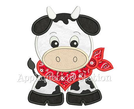 Bandana Baby Cow