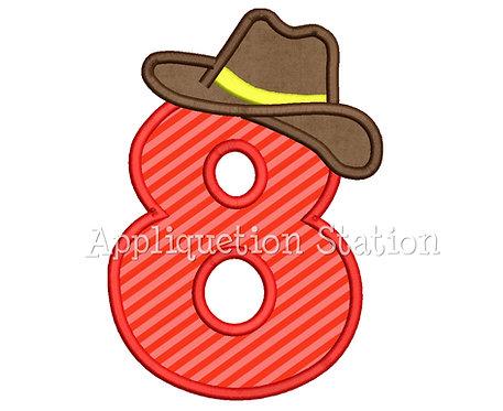 Cowboy Number 8