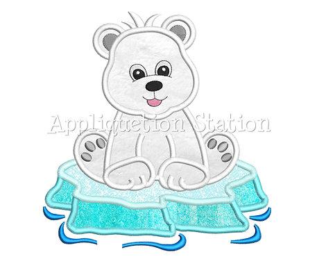 Polar Baby Polar Bear
