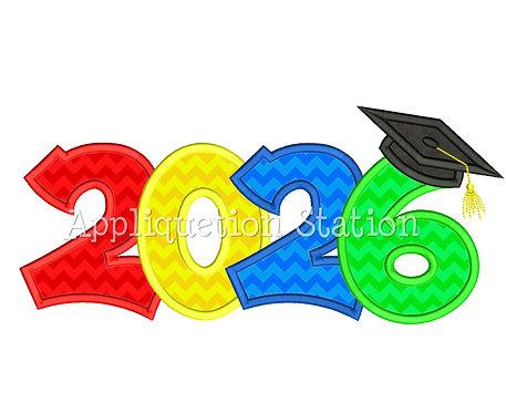 2026 Graduation Cap