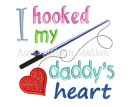 I Hooked My Daddy's Heart