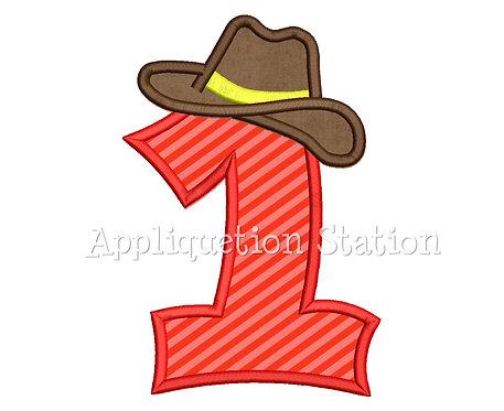 Cowboy Number 1