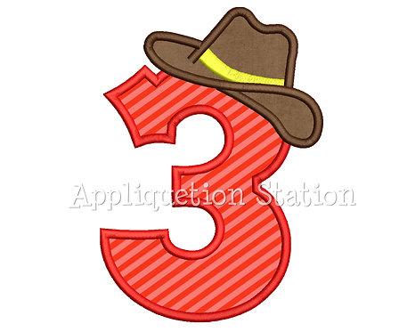Cowboy Number 3
