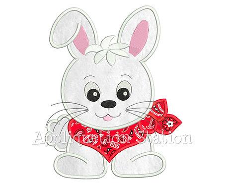 Bandana Baby Bunny Rabbit