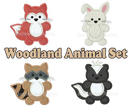 Woodland Animal Set